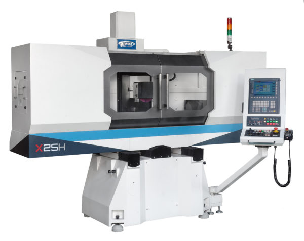 The NEW PERFECT X CNC Series receives a EUROPEAN debut at EMO