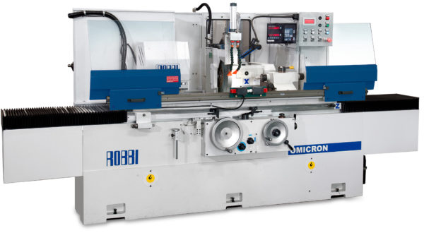 The ROBBII Omicron 600R Conventional Universal Grinding Machine