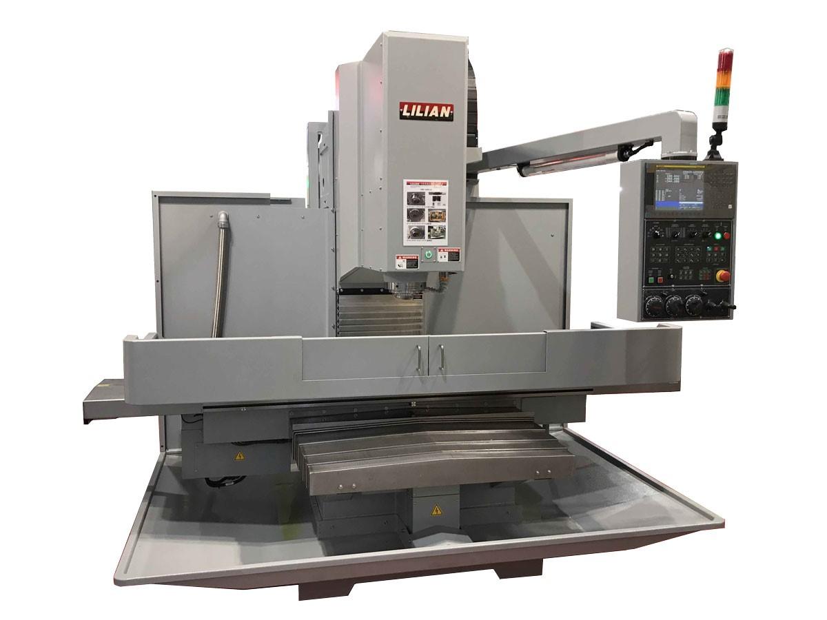 Lilian CNC1600 Bedmill