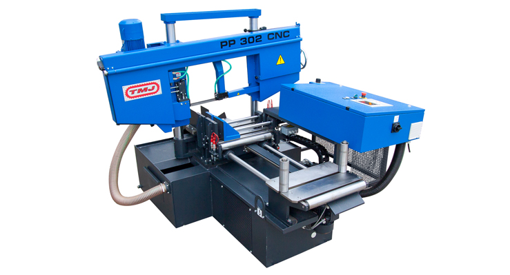 TMJ PP302 CNC Bandsaw UK