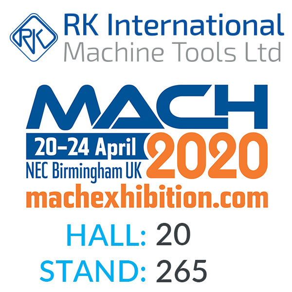 RK International at MACH 2020 NEC