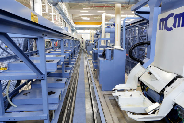 MCM is known for the wide range of automation levels available