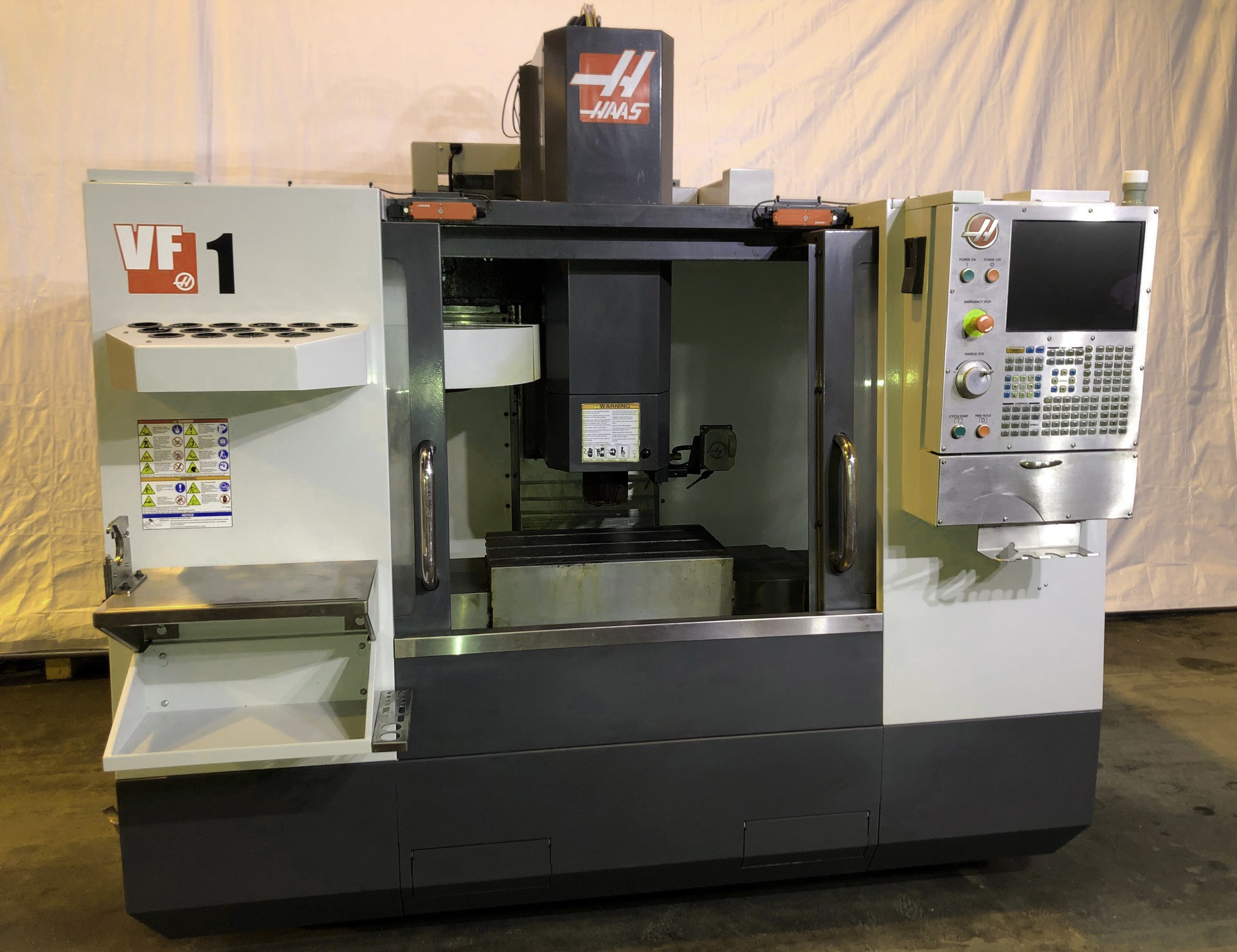 Used Haas VF1 for sale
