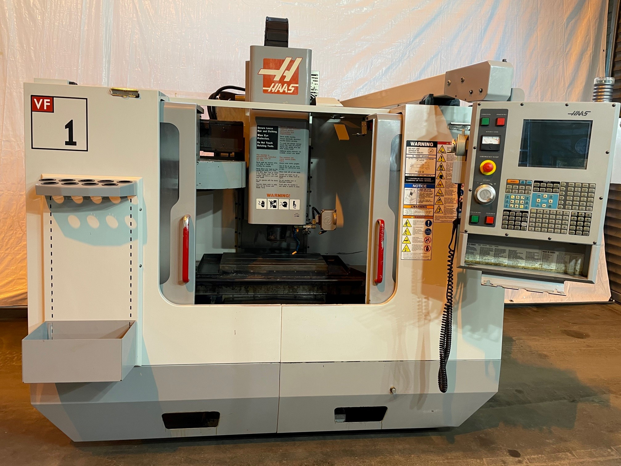Used Haas VF1 Machining Centre