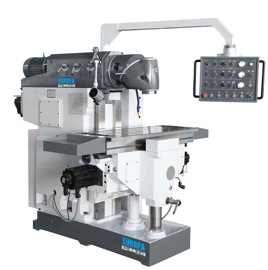 EUROPA MU Ram Type Milling Machine