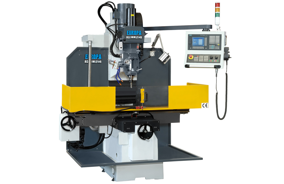 EUROPA RIC-6BVS CNC Bedmill UK