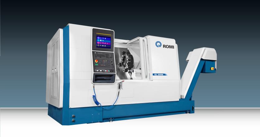 Romi CNC Turning Centre UK