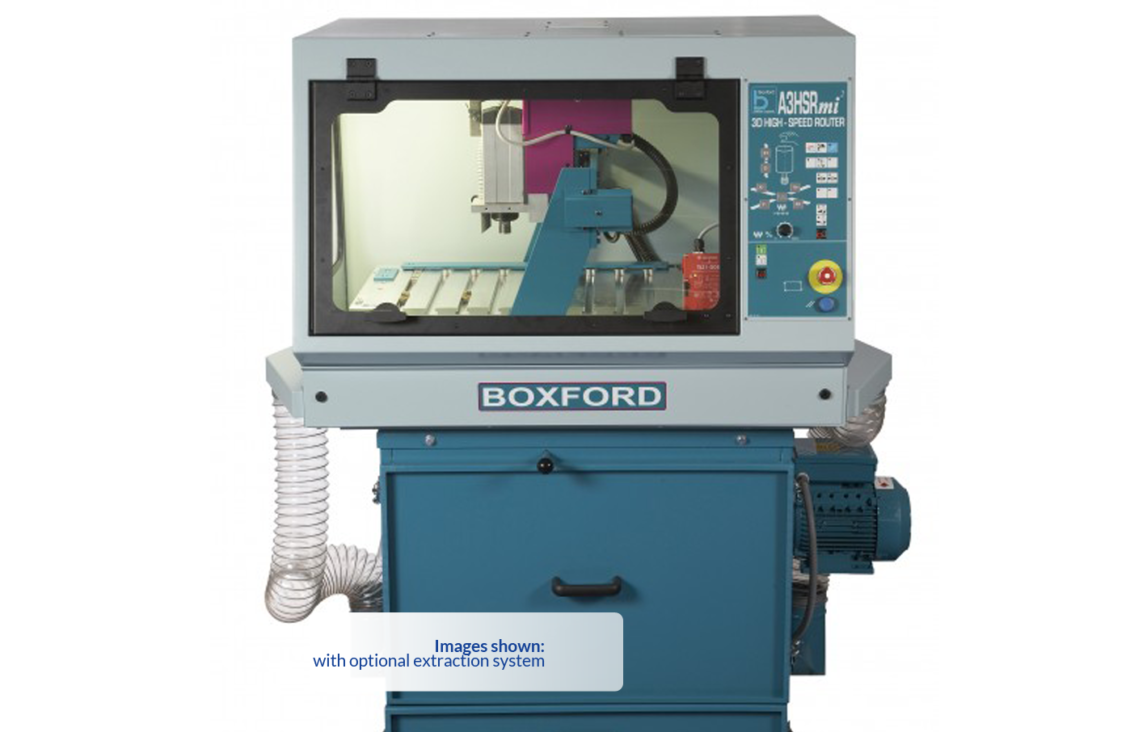 boxford ahsri pc controlled cnc router rk international machine tools limited