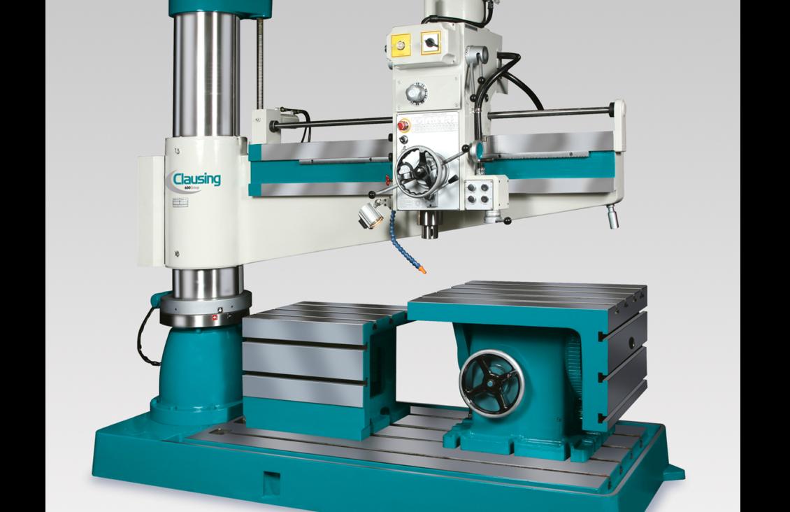 Clausing CL1250H Radial Drills - RK International Machine
