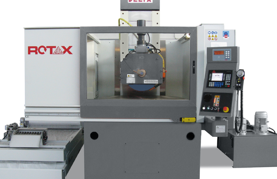 Delta Rotax 7 & 9 rotary table horizontal spindle grinders