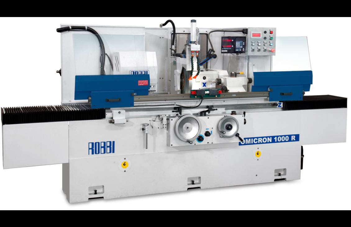 Robbi Omicron R Series Universal Grinding Machines Rk